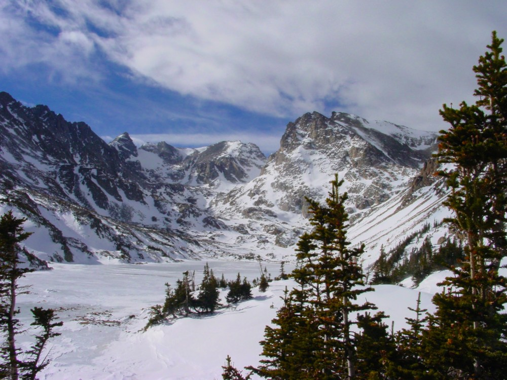 Lake Isabelle, Indian Peaks Wilderness Area