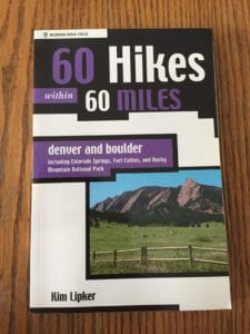 Colorado Hiking Books