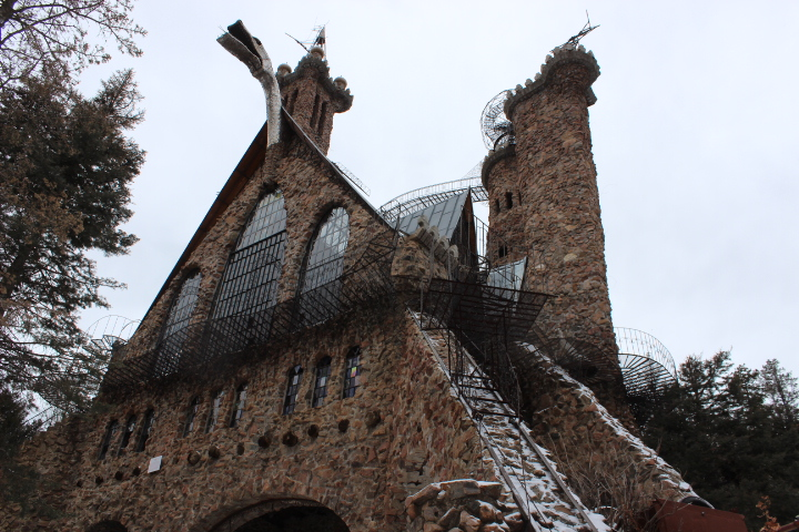 Bishop Castle: Colorado's Whimsical Monument to the American Dream