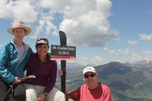 Mount Crested Butte Summit