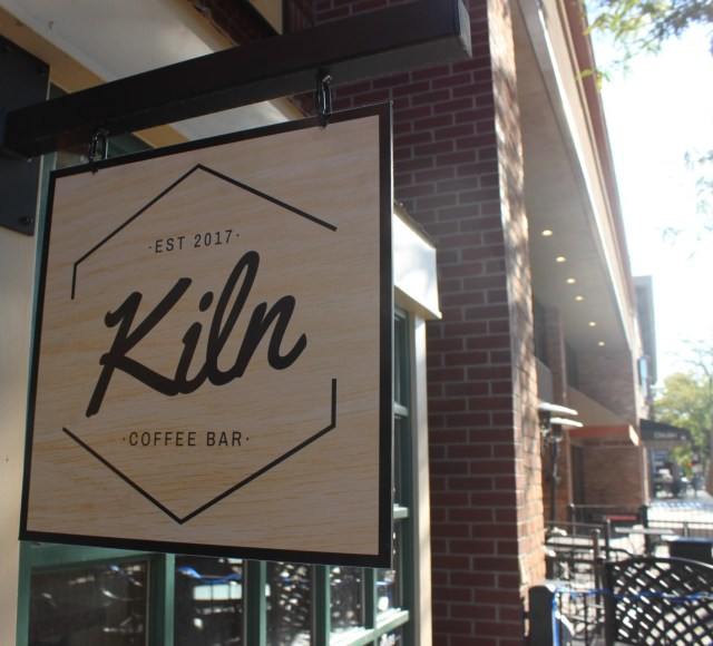 Kiln Coffee Bar Entrance