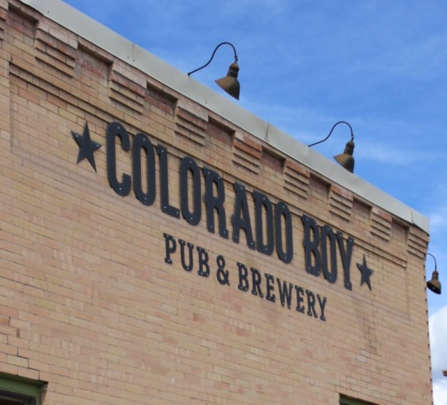 Colorado Boy Pub & Brewery