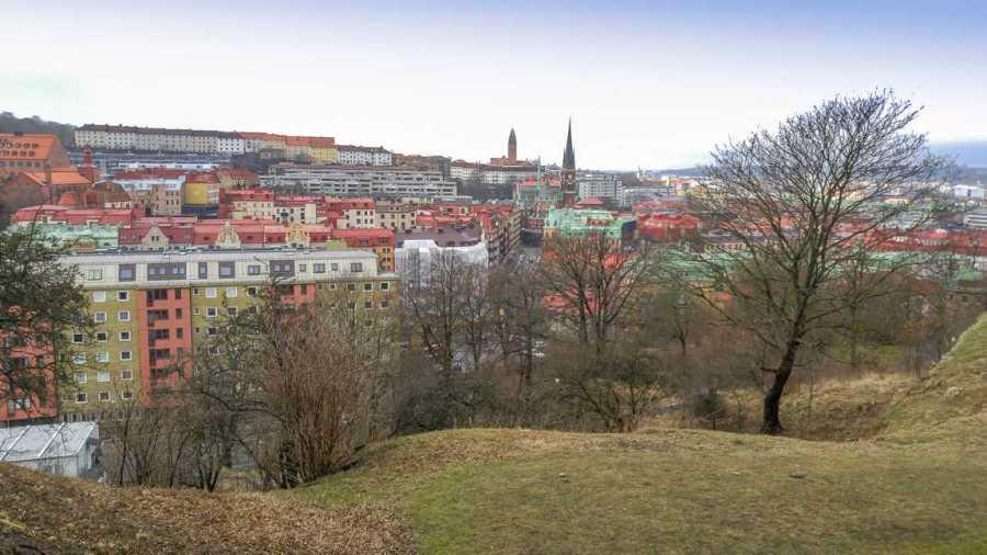 how to get to gothenburg from copenhagen