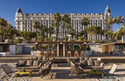 Carlton Beach Club, redécouvrez le mythique hot spot de la French Riviera