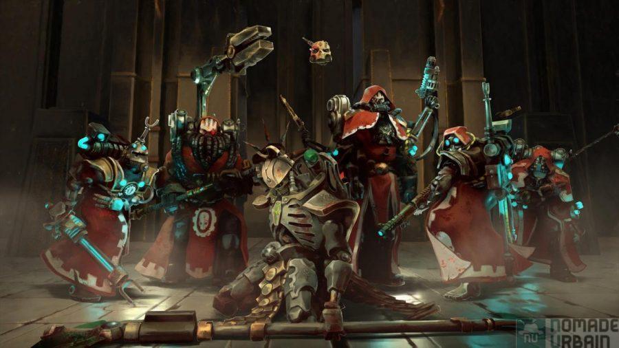 Test Express Warhammer 40K Mechanicus, stratégie impériale sur console