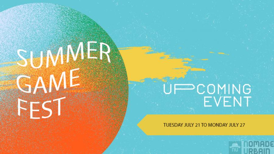 Xbox One Summer Game Fest Demo Event, l'E3 dans votre salon