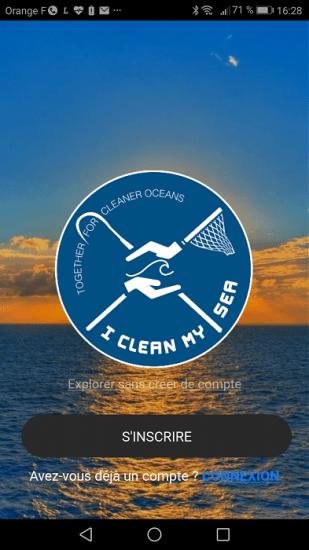 I Clean My Sea, l'appli qui chasse le plastique en mer