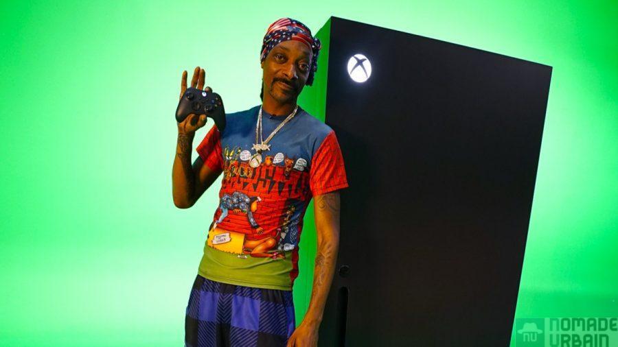 #XSXFridgeSweeps gagnez le Frigo Xbox One Series X de Snoop Dogg !