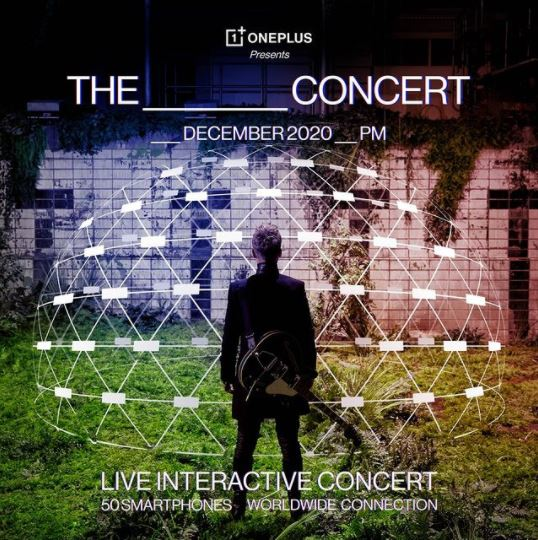 Igloo Concert, le show techno-musicale de OnePlus pour ses fans sur Instagram !