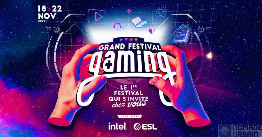 Grand Festival Gaming, le jeu vidéo du futur se dévoile