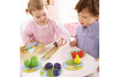 Mon Premier verger, l'idée jouet du jour (1/24), le jeu de société des tout petits !
