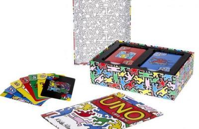 Uno Giant, Uno Extreme, Uno Keith Haring, l'idée jouet du jour (2/24), la légende se réinvente