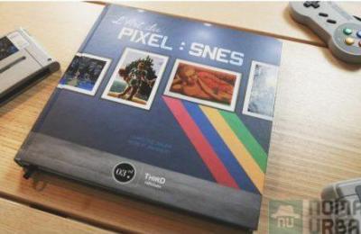 L'art du Pixel : SNES, un voyage artistique dans l'univers de la Super Nintendo !