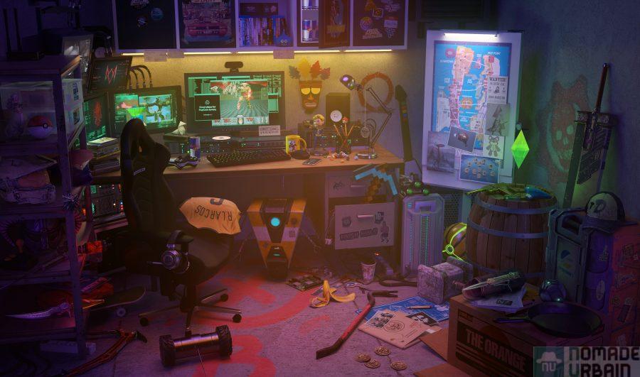 PopCorn Garage, le retour en version gaming