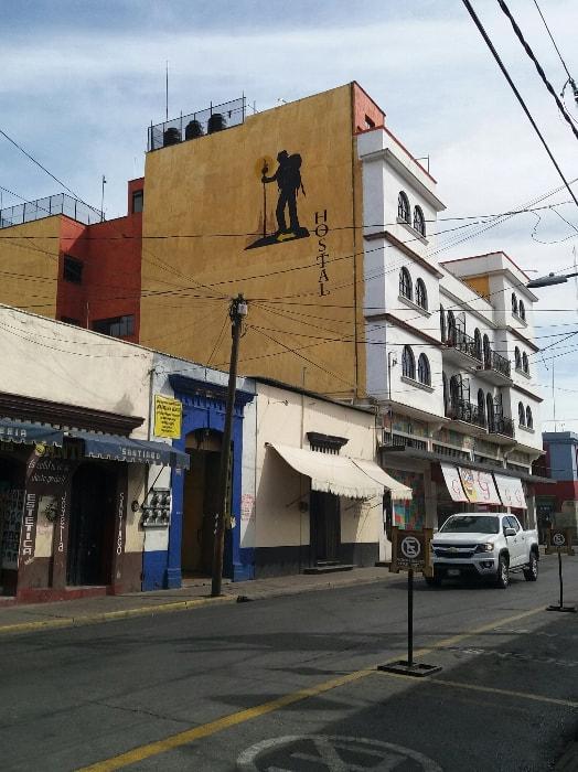 Andaina Hostel Oaxaca Mexico