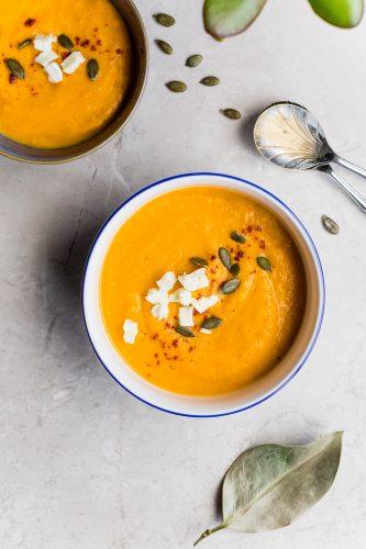 Soup in London