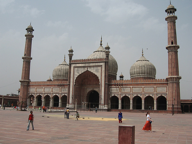 Top Places To Visit In Old Delhi India