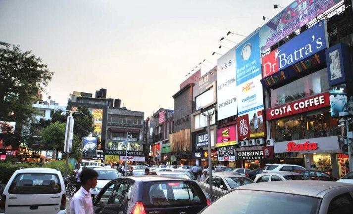 Best shopping markets in Delhi