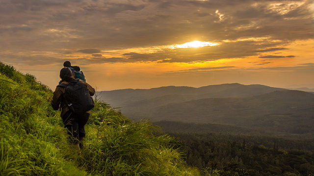 A Beautiful Trek (Image Credit Kartik Kumar)