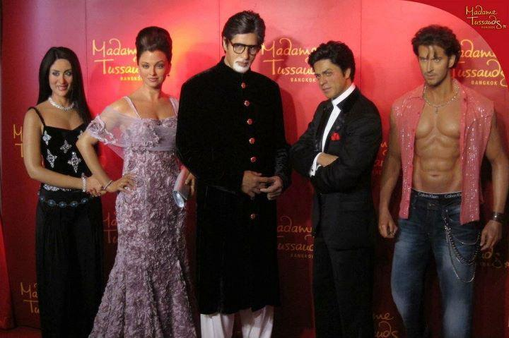 Madame Tussauds Wax Museum To Open In Delhi