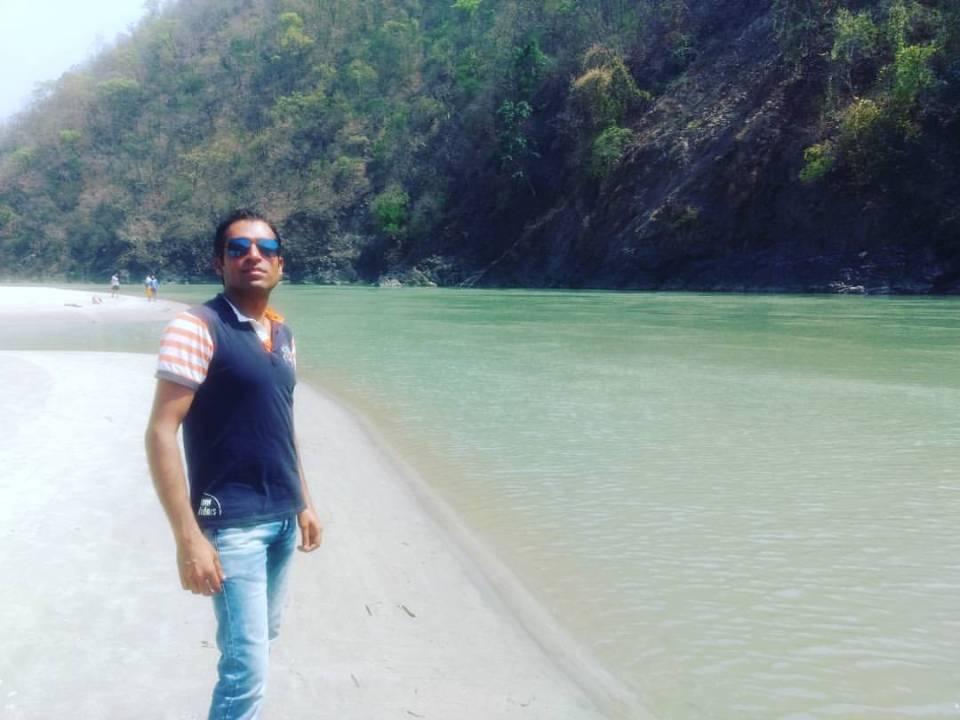White Water River Rafting In Rishikesh