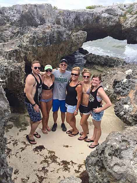 Fam is life. Cozumel, Mexico.