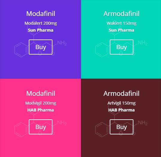 Order Modafinil