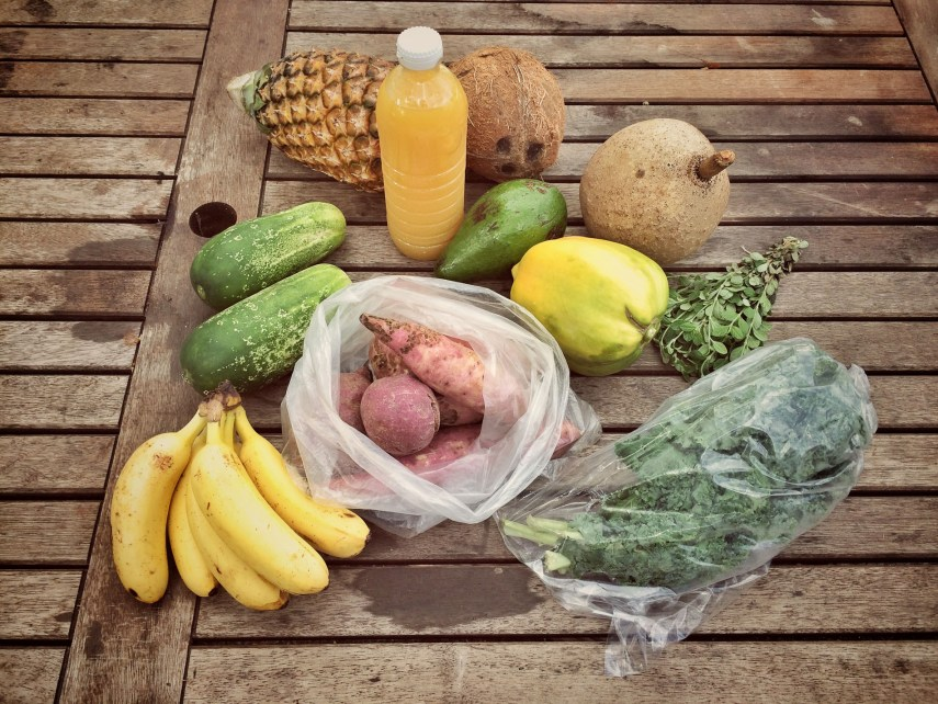 Dominica's Fruits and Vegetables