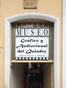 Museo Grafico Audiovisual del Quindio