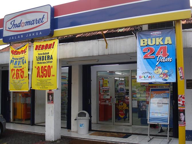 Jalan Jaksa Minimart
