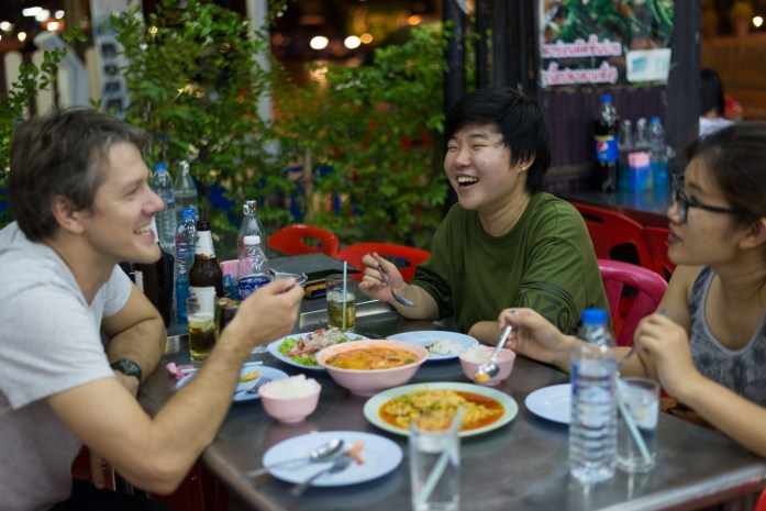thailand, bangkok, food, drinking