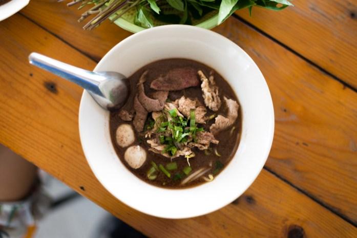 thailand, bangkok, food, cuisine, guay tiew reua