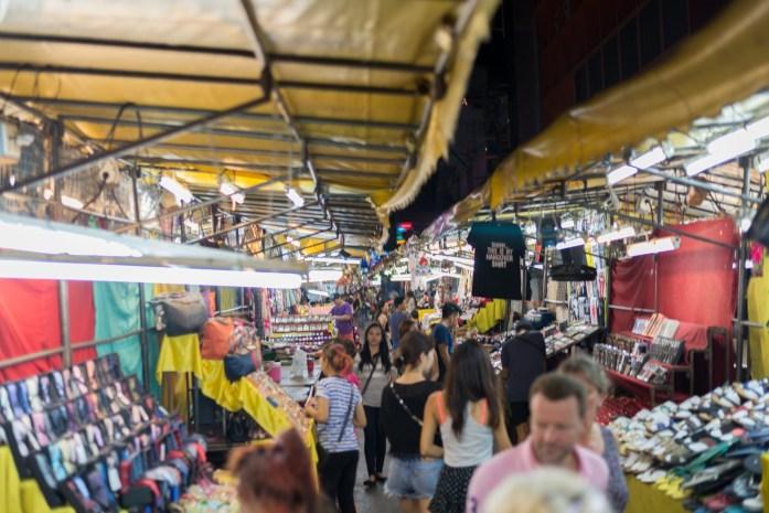 bangkok, thailand, night, city, phat phong