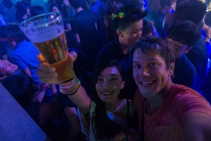 singapore, nightlife, party, club, beer