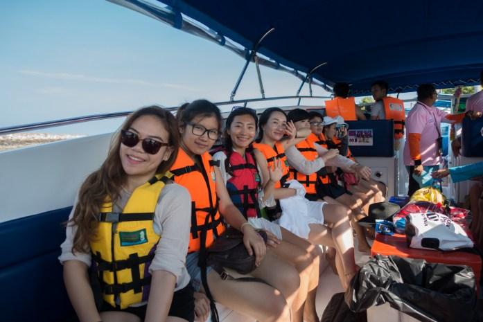 thailand, koh samui, boat, snorkeling
