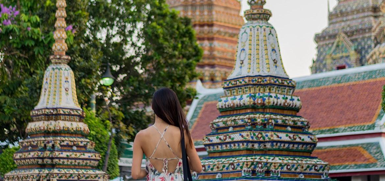 bangkok, thailand, wat pho
