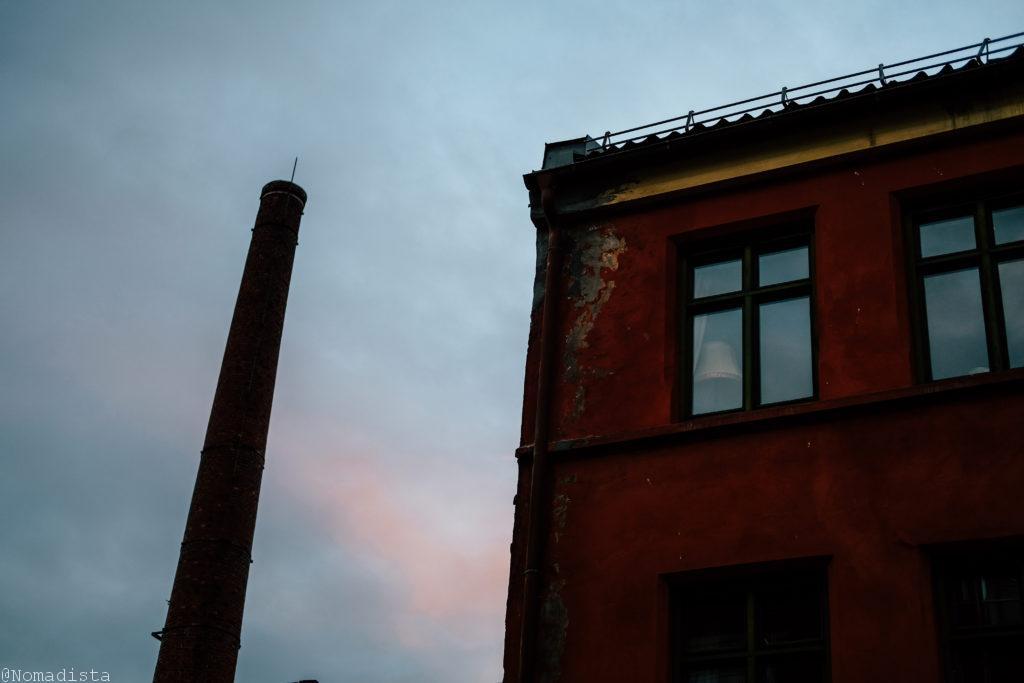 Visita a Oslo