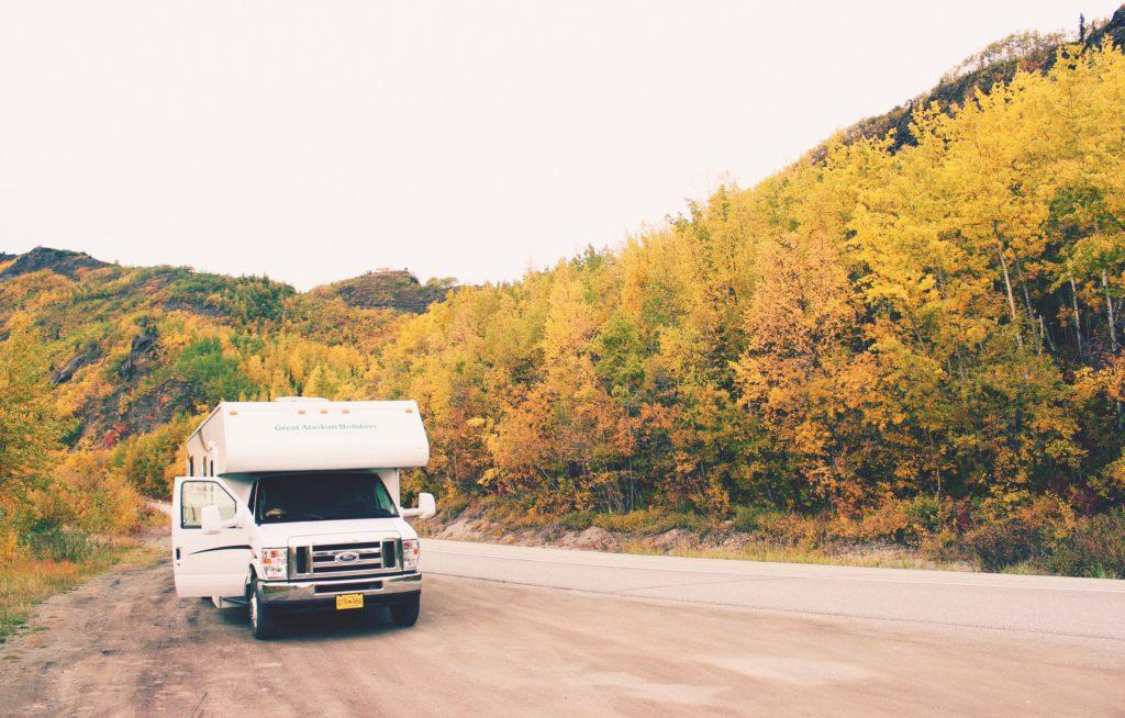 Caravana en Alaska: Road trip por Alaska