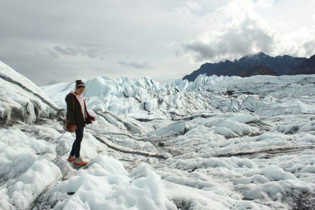 Matanuska glacier - Alaska