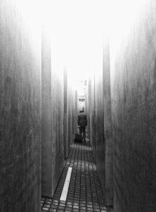 Monumento del Holocausto - Berlin