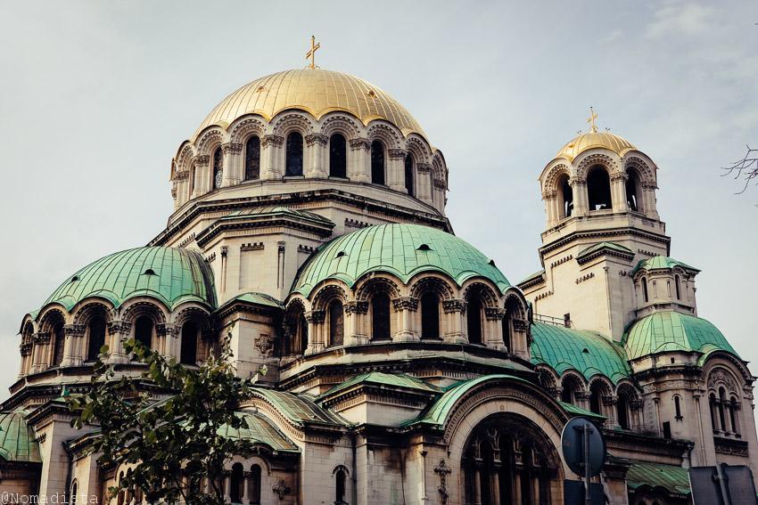primera vez en Sofia