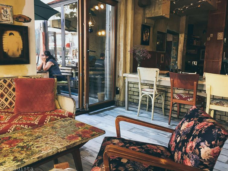 donde comer en Sofia