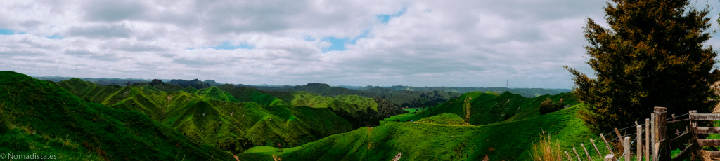Road trip de tres semanas por Nueva Zelanda