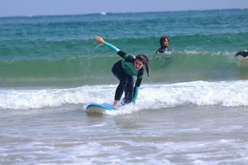 surf en españa