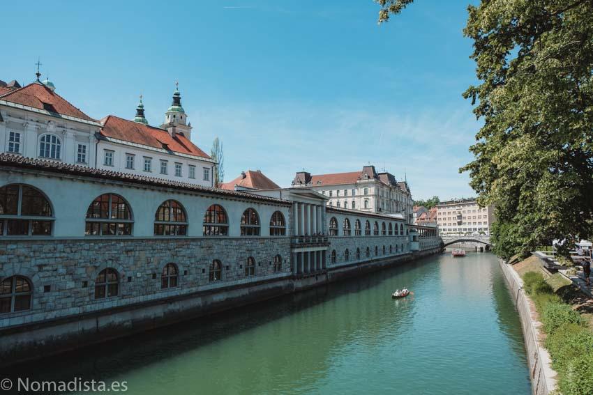 Dos días en Liubliana