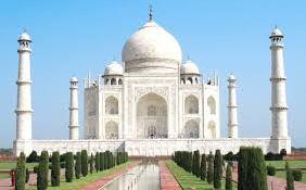 Tourist places near delhi, Taj Mahal