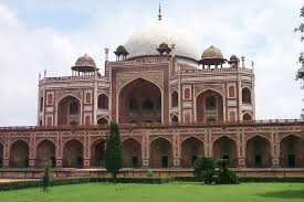 Places to Visit in Delhi humanyu tomb