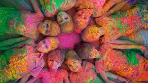 Festivals in India holi, festival, india