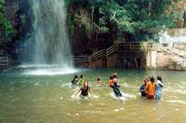 Tourist places to visit near Patna - Kakolat Waterfalls