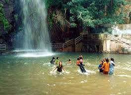 Tourist places to visit near Patna - Kakolat Waterfalls